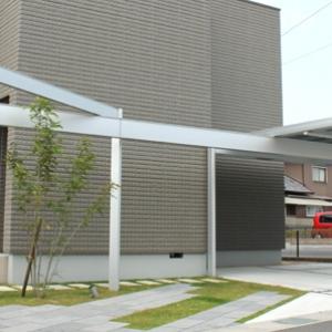 三協立山アルミ 2012年エクステリアコンテスト トータルコーディネート部門にて地区優秀賞を受賞しました。