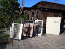ガーデン&エクステリア 設計・施工-門扉・門柱展示