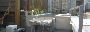 水循環庭園