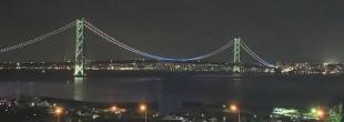 世界一長い吊り橋