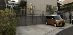 駐車スペースをリガーデン